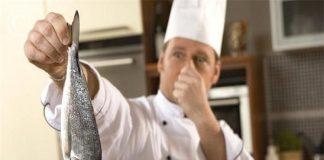 Khử mùi tanh của cá bằng Chanh và giấm