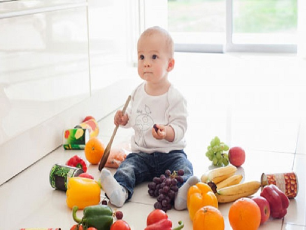 Chế độ dinh dưỡng cho trẻ 2 tuổi