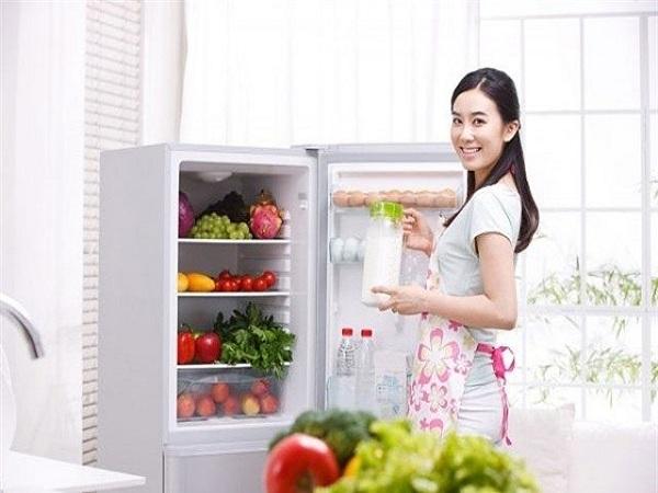 Mẹo khử mùi hôi tủ lạnh hiệu quả với các nguyên liệu đơn giản