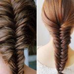 Tết tóc lại sẽ khiến cho mái tóc của bạn trông gọn gàng và đẹp hơn