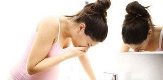 Mách mẹ bầu một số chữa buồn nôn khi mang thai