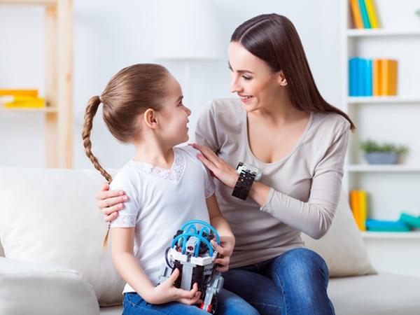 Mách mẹ cách dạy trẻ nghe lời, ngoan ngoãn