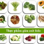 Top 11 thực phẩm giàu axit folic tốt nhất cho mẹ bầu
