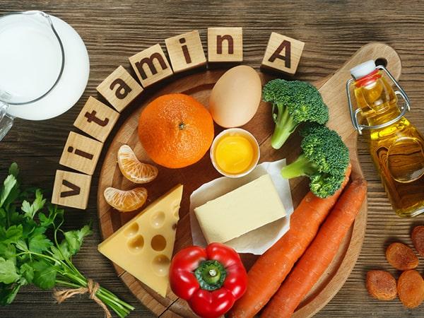 Công dụng của vitamin A và cách bổ sung hợp lý cho cơ thể
