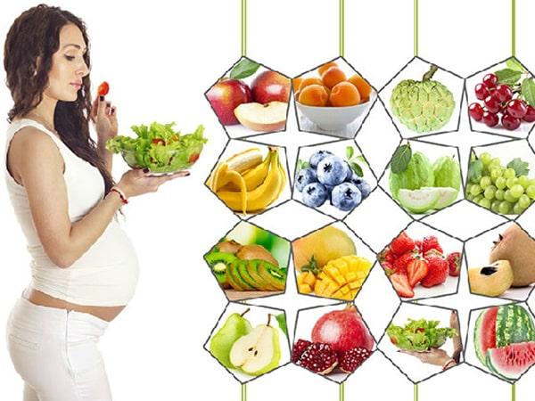 Điểm danh 7 loại trái cây tốt cho bà bầu nên ăn hàng ngày