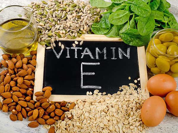 Vitamin E và những công dụng tuyệt vời trong làm đẹp