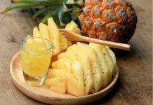 Cách chữa sỏi thận bằng trái dứa