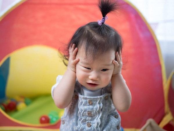 Nguyên nhân gây ra bệnh viêm tai giữa ở trẻ