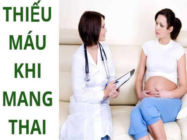 Bà bầu thiếu máu nên ăn gì? Những thực phẩm bổ sung sắt cho bà bầu