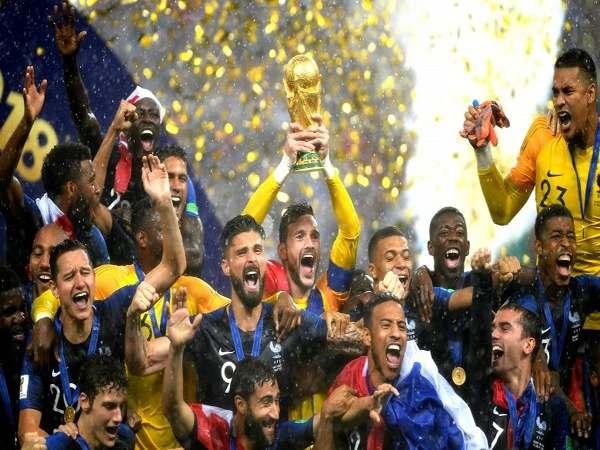 Các đội vô địch world cup trong lịch sử